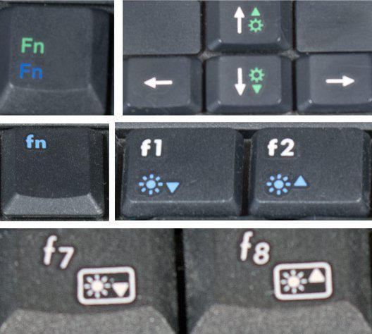 Самсунг как сделать экран ярче на ноутбуке 615