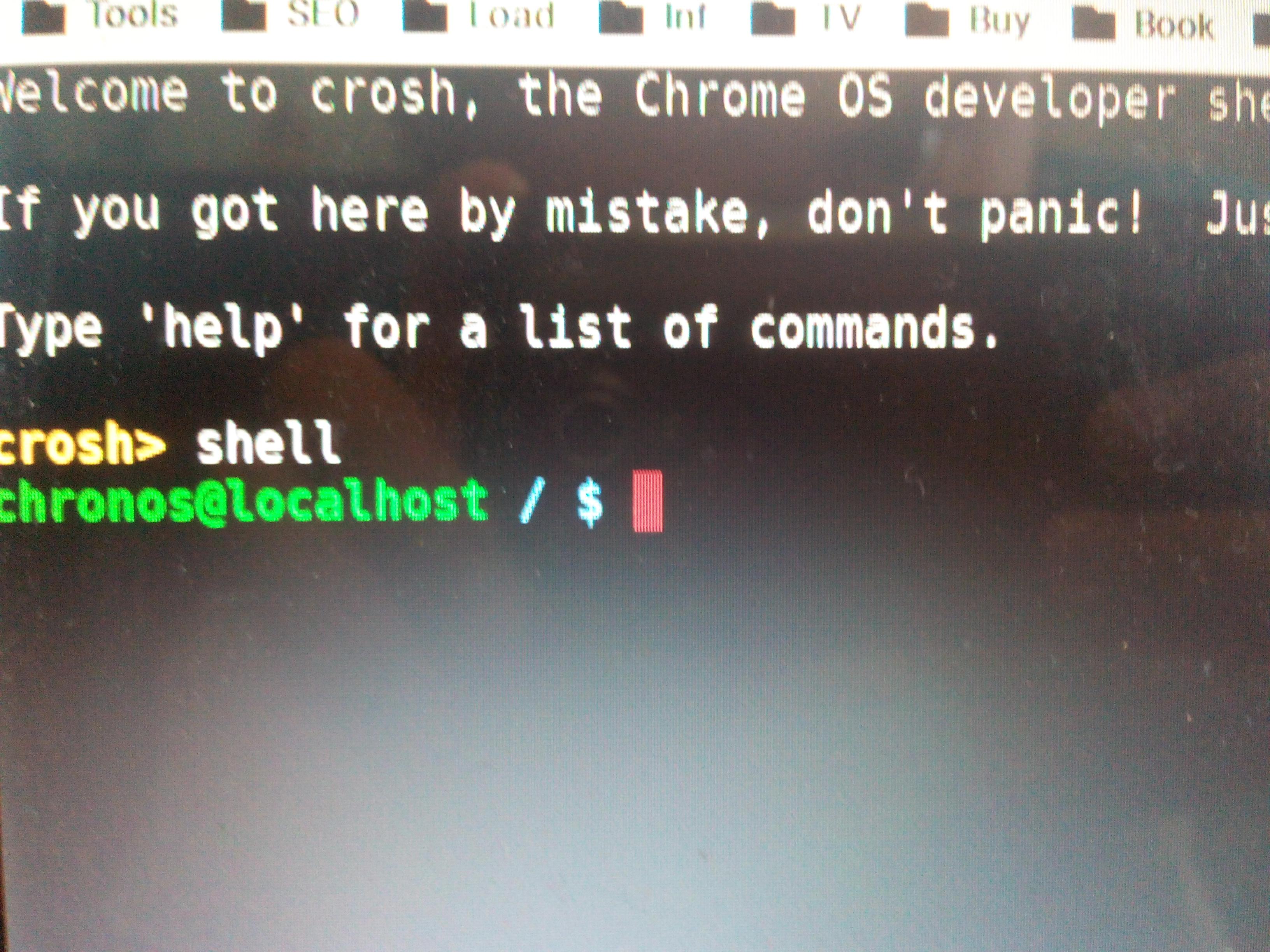 Installeer google chrome os op een laptop of netbook. installeer